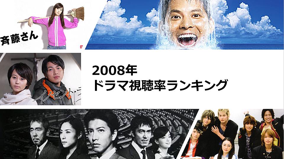 ドラマ 視聴 率 テレビ